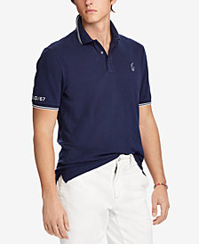 Polo Ralph Lauren Men's Classic Fit Piqué Polo