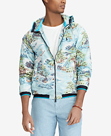 Polo Ralph Lauren Men's Hawaiian Print Windbreaker