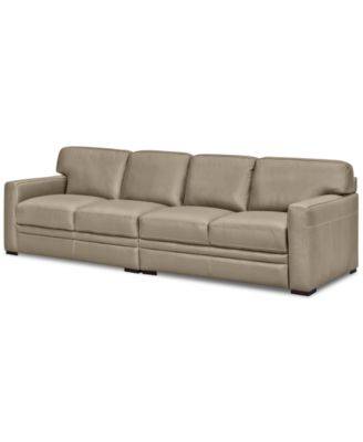Avenell 2-Pc. Leather Sectional, Created for Macy's