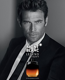 Montblanc Men's Legend Night Fragrance Collection
