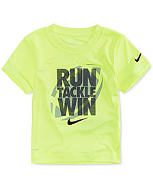Nike Graphic-Print T-Shirt, Little Boys