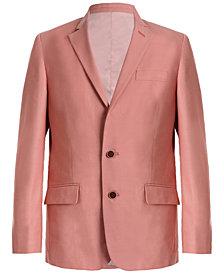 Calvin Klein Mock Linen Twill Jacket, Big Boys