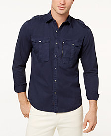 Michael Kors Men's Modern Safari Shirt