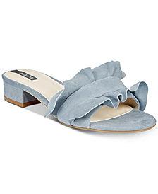 Alfani Women's Monah Slide On Sandals, Created for Macy's