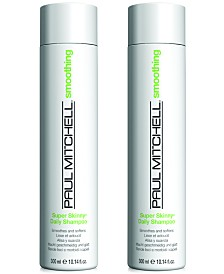 Paul Mitchell Super Skinny Daily Shampoo Duo (Two Items), 10.1-oz., from PUREBEAUTY Salon & Spa