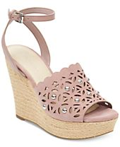 Marc Fisher Hata Platform Wedge Sandals