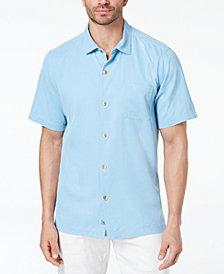 Tommy Bahama Men's Coastal San Clemente Silk Shirt, Created for Macy's