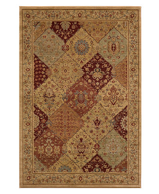 Momeni Closeout Area Rug Belmont Be 01 Burgundy 5 3 Quot X