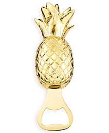Martha Stewart Collection Pineapple Bottle Opener, Created for Macy's