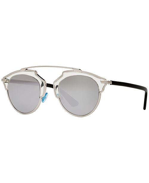 73e2b71743ce Dior Sunglasses, DIOR SOREAL/S & Reviews - Sunglasses by ...