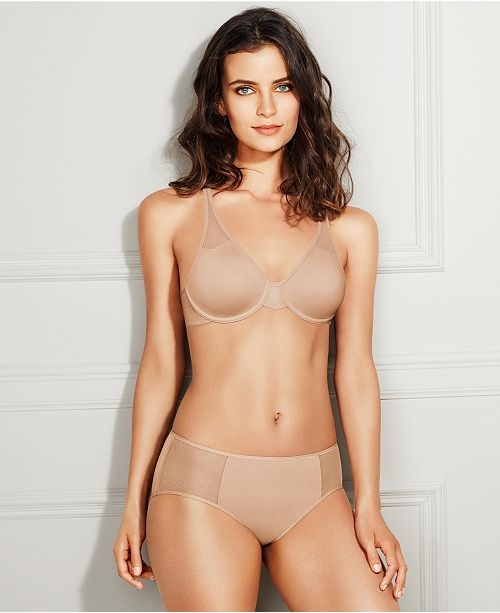 7c56c5a5866d7 Wacoal Body by Wacoal Seamless Underwire 65115   Reviews - All Bras ...