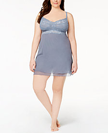Cosabella Plus Size Never Say Never Babydoll NEVER2611P, Online Only