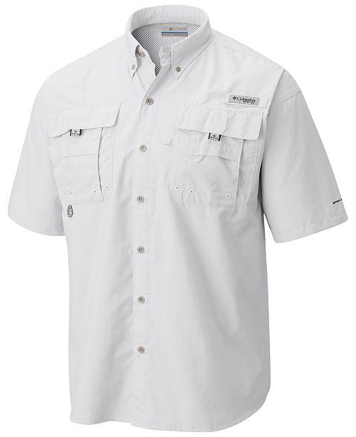 3a183173c97 Columbia Men's PFG Bahama™ II Short Sleeve Shirt & Reviews - Casual ...