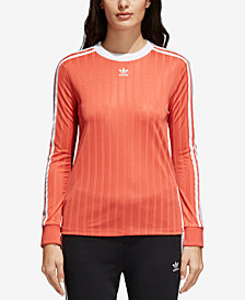 adidas Originals adicolor 3-Stripe Sweatshirt