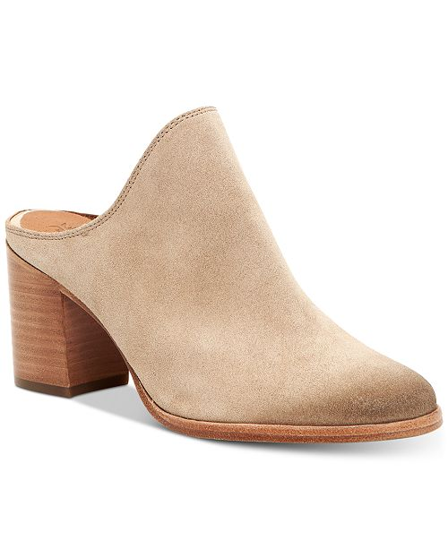 Frye Naomi Mules Women's Shoes hxqS4rCskq
