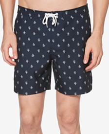"""Original Penguin Men's 6"""" Fixed Volley Swimsuit"""