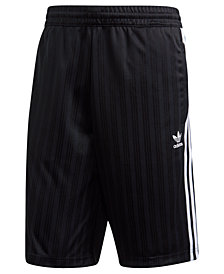 adidas Men's Originals Jacquard Soccer Shorts