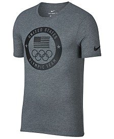 Nike Men's Olympics Dri-FIT Logo T-Shirt