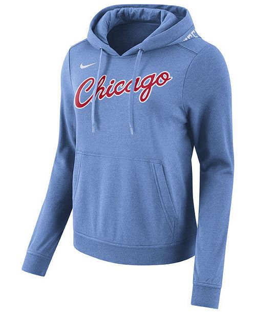 ... Nike Women s Chicago Bulls Club City Edition Hooded Sweatshirt ... c9e26002d