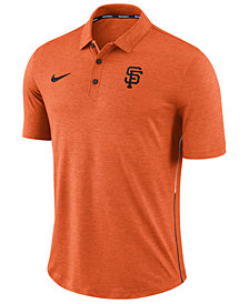 Nike Men's San Francisco Giants Dri-FIT Breathe Touch Polo