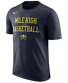 Nike Men's Denver Nuggets City Team T-Shirt