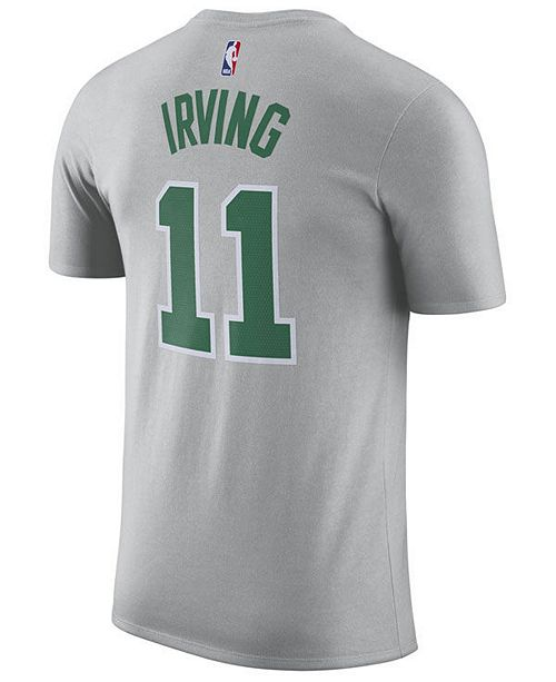 a175557f1 Nike Men s Kyrie Irving Boston Celtics City Player T-Shirt - Sports ...