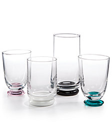 kate spade new york Charles Lane Glassware Collection