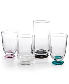 CLOSEOUT! kate spade new york Charles Lane Glassware Collection