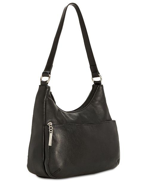 b6fbaaa0a60a ... Giani Bernini Nappa Leather Hobo Bag