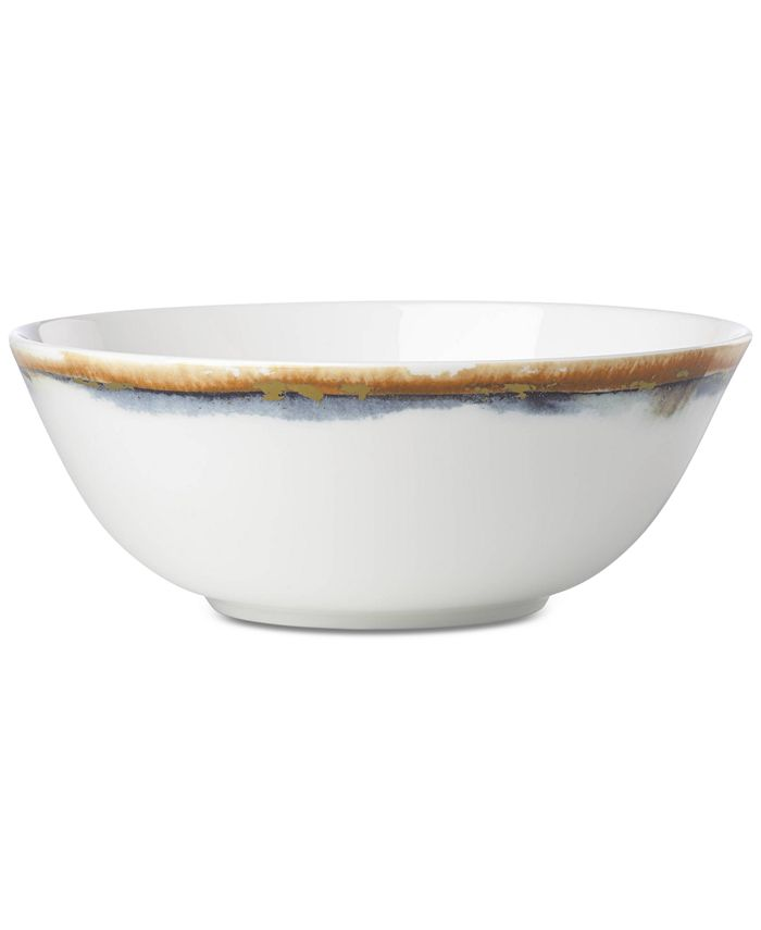 Lenox - Watercolor Horizons Serving Bowl, Created for Macy's