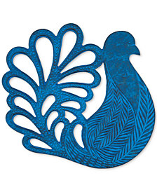 CLOSEOUT! Thirstystone Peacock Trivet