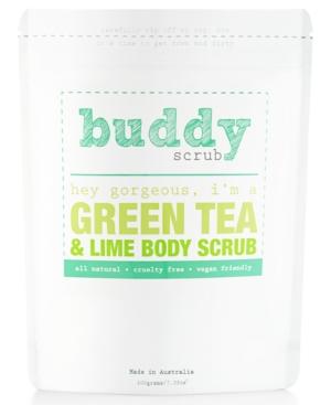 Buddy Scrub Green Tea  Lime Body Scrub 7oz