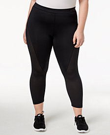 Nike Plus Size Pro HyperCool Capri Leggings