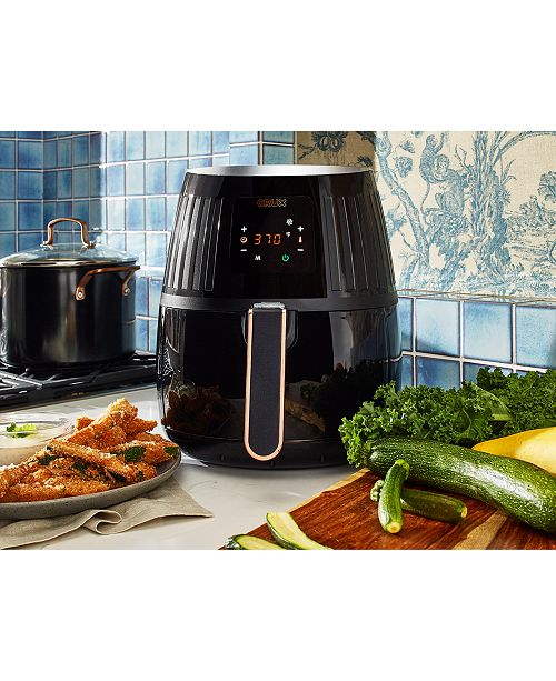 2 6 Qt  Touchscreen Air Convection Fryer, Created for Macy's