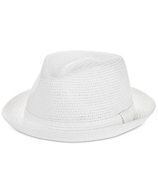Men's Braided Fedora