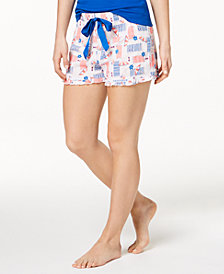 Jenni By Jennifer Moore Woven Boxer, Created for Macy's