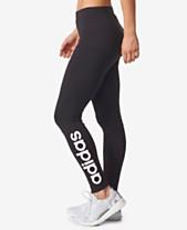 d1840d5575d84 adidas Pleather Leggings: Shop Pleather Leggings - Macy's