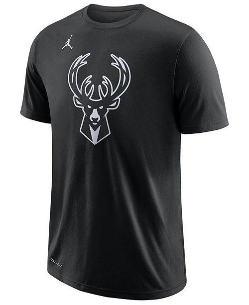 84df733cd4b ... Jordan Men s Giannis Antetokounmpo Milwaukee Bucks All Star Player T- Shirt ...