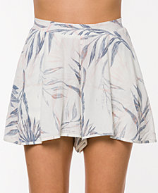 O'Neill Juniors' Kalista Printed Shorts