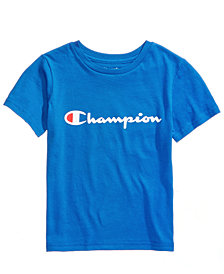 Champion Heritage Logo-Print T-Shirt, Toddler Boys