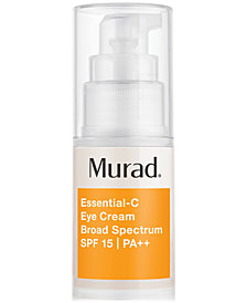 Murad Essential-C Eye Cream Broad Spectrum SPF 15 | PA++, 0.5 fl. oz.
