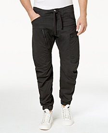 G-Star Men's Powel Qane 3D Tapered Pants, Created for Macy's