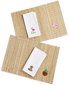 Leila's Linens Spring Table Linen Collection