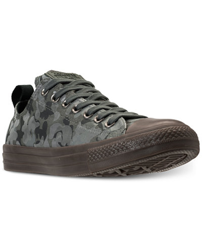 Converse Men's Chuck Taylor All Star Ox Camo Casual Sneakers from Finish Line