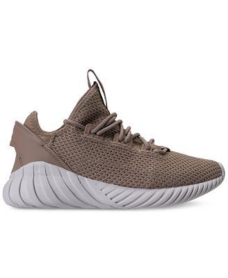 Adidas chicos grandes' tubular Doom Sock primeknit casual zapatillas de