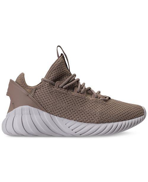 edef8ed5fb68 ... promo code adidas big boys tubular doom sock primeknit casual sneakers  from finish line finish line
