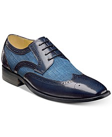 Men's Kemper Wingtip Oxfords