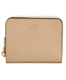 DKNY Bryant Carryall Zip-Around Wallet, Created for Macy's
