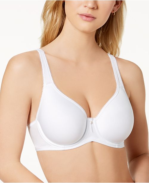 000bc7dd30 Wacoal Basic Beauty T-Shirt Bra 853192   Reviews - All Bras - Women ...