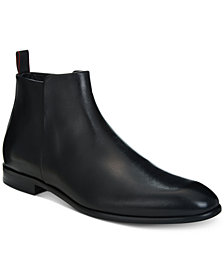HUGO Men's Dress Appeal Zip Boots